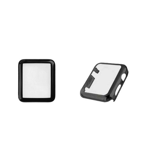 کاور مدل ketg مناسب برای اپل واچ سایز 42 میلی متری به همراه محافظ صفحه نمایش