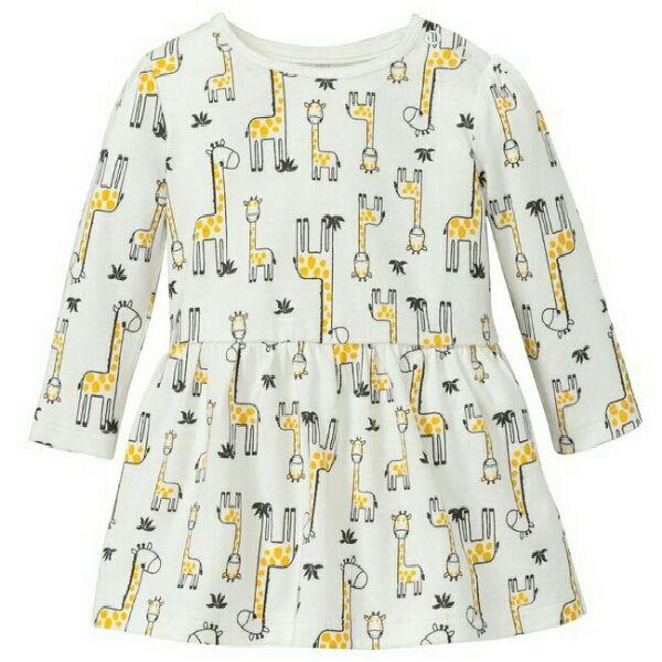 ست 3 تکه لباس نوزادی دخترانه لوپیلو کد Y14 -  - 3