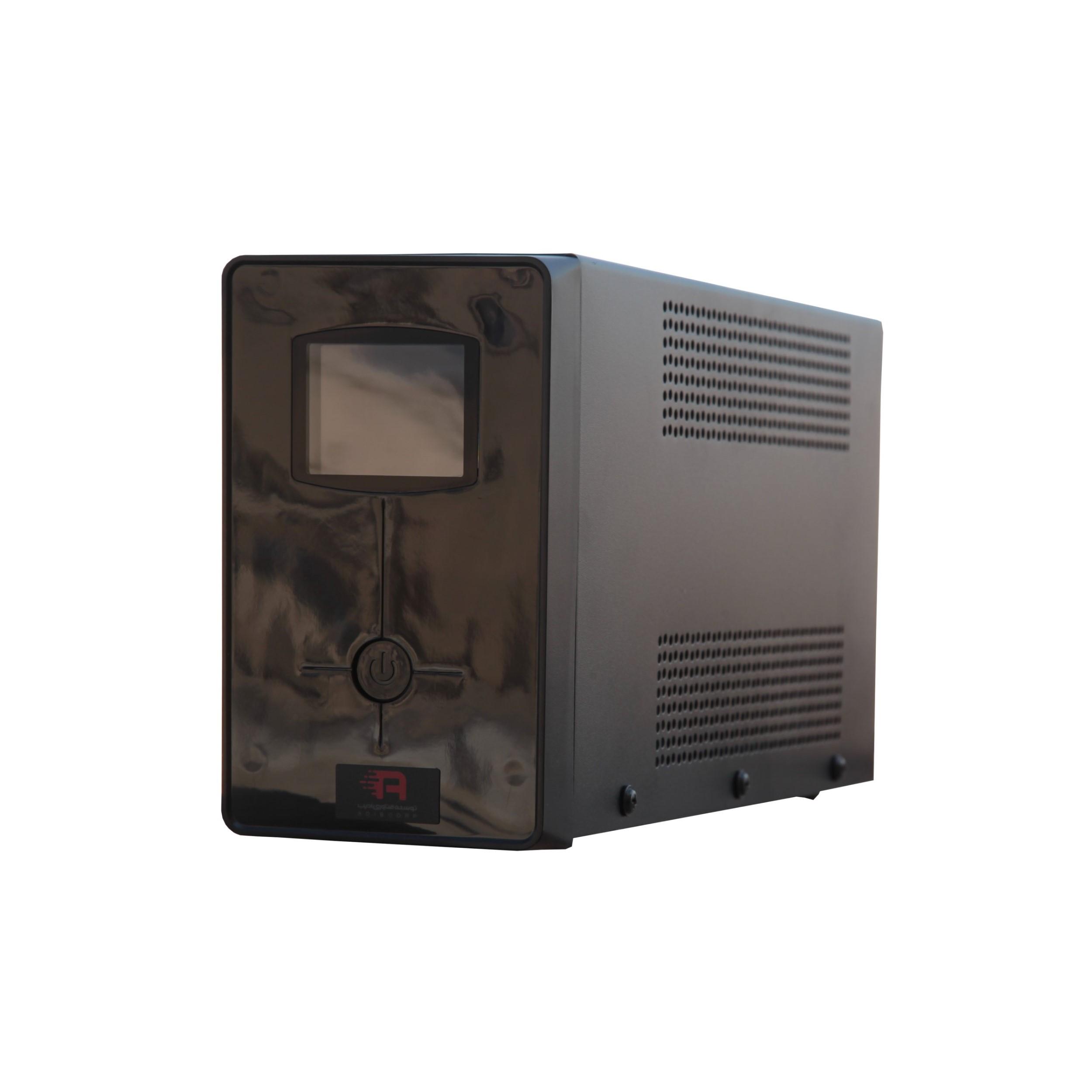 یو پی اس توسعه فناوری ادیب مدل LineI nteractive BLAZER Plus با ظرفیت 600 ولت آمپر