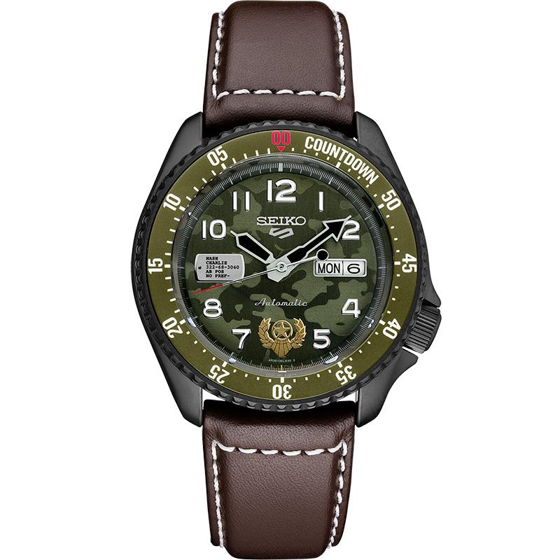 ساعت مچی عقربه ای مردانه سیکو مدل SRPF21K1S