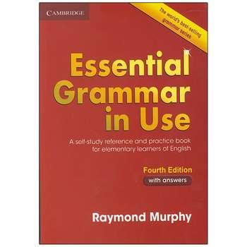 کتاب Essential Grammar In Use 4th اثر Raymond Murphy انتشارات کمبریج
