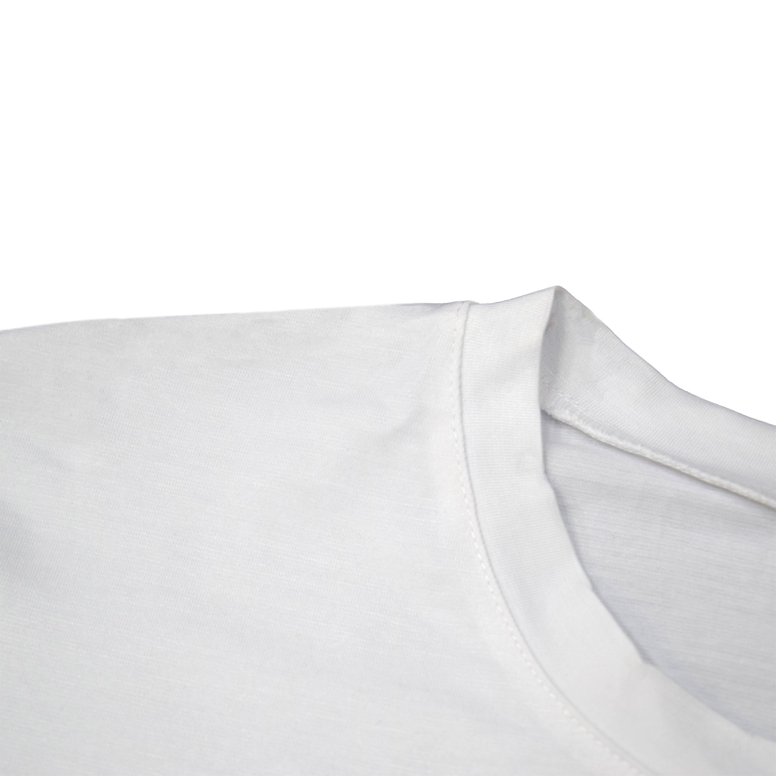 تی شرت آستین کوتاه زنانه طرح فضانورد کد Z380 -  - 4