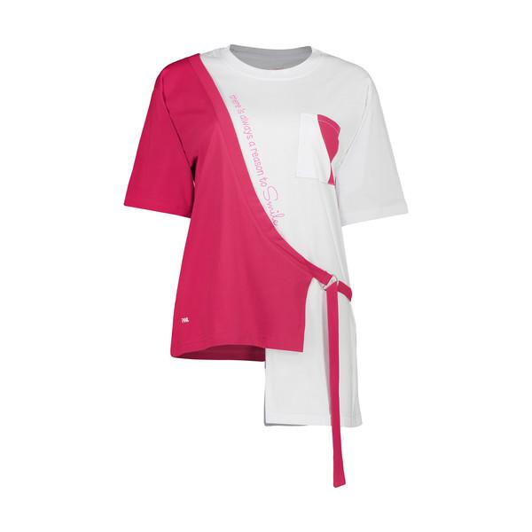 تی شرت  ورزشی زنانه پانیل مدل 191PK