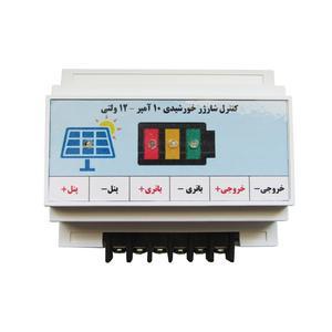 کنترلر شارژر خورشیدی مدل IGE1210