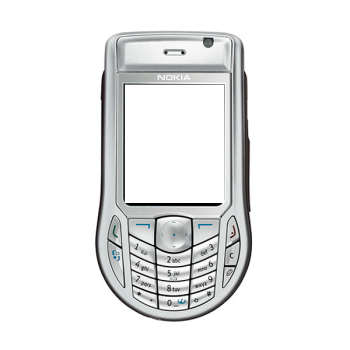 شاسی گوشی موبایل مدل GN-SV-040 مناسب برای گوشی موبایل نوکیا 6630