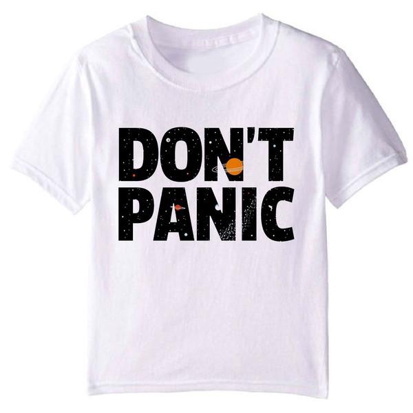 تی شرت بچگانه مدل DONT W8