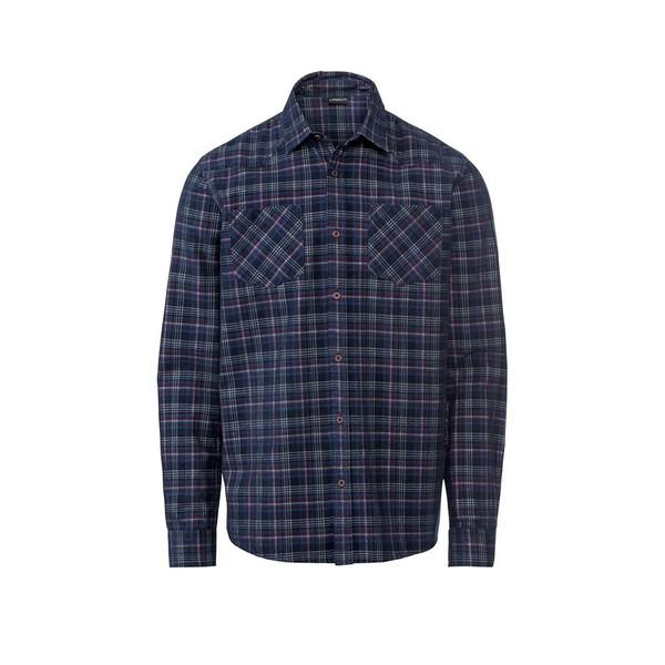 پیراهن آستین بلند مردانه لیورجی مدل 322617