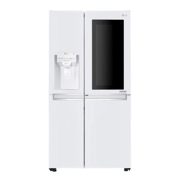 یخچال و فریزر ساید بای ساید ال جی مدل SXI535W