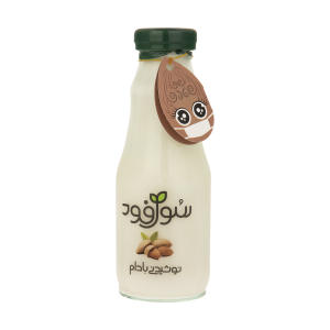 شیر بادام سول فود - 330 میلی لیتر
