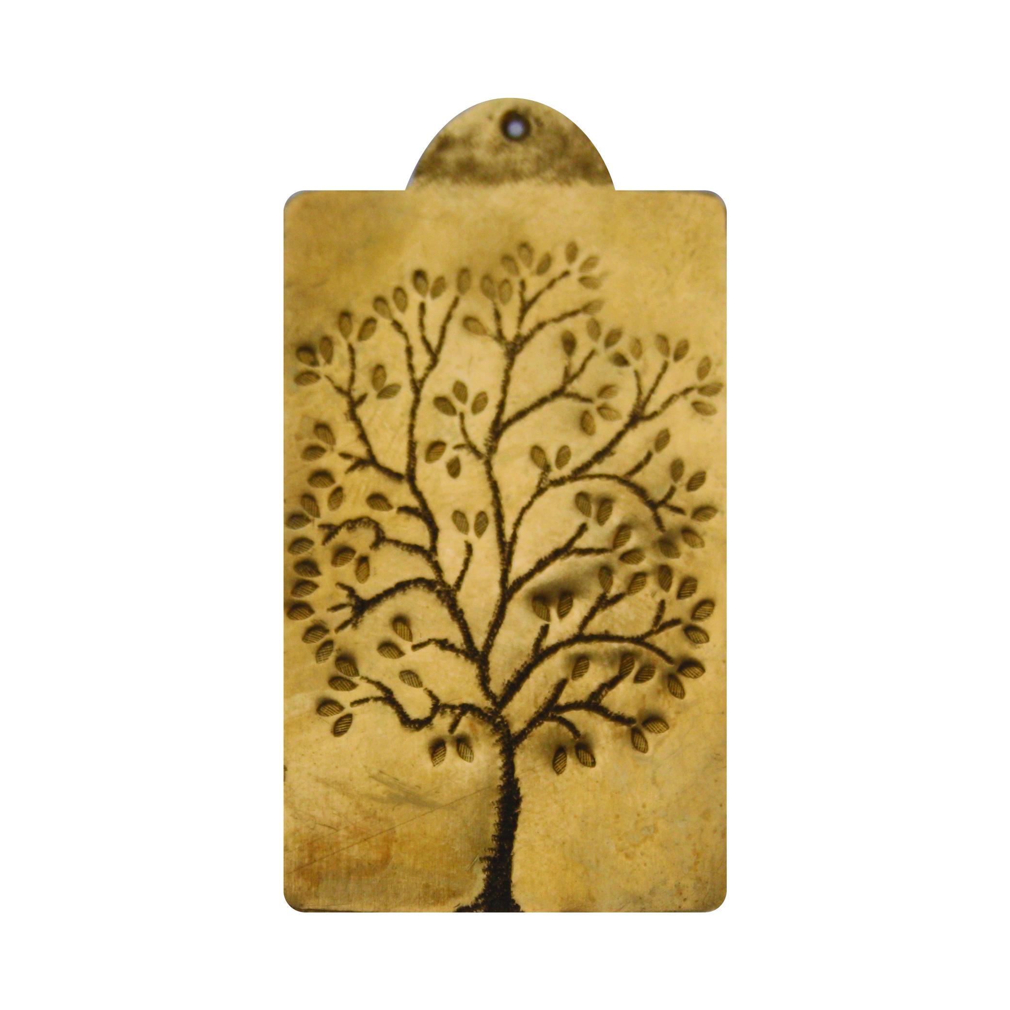 آویز گردنبند زنانه طرح درخت کد 06
