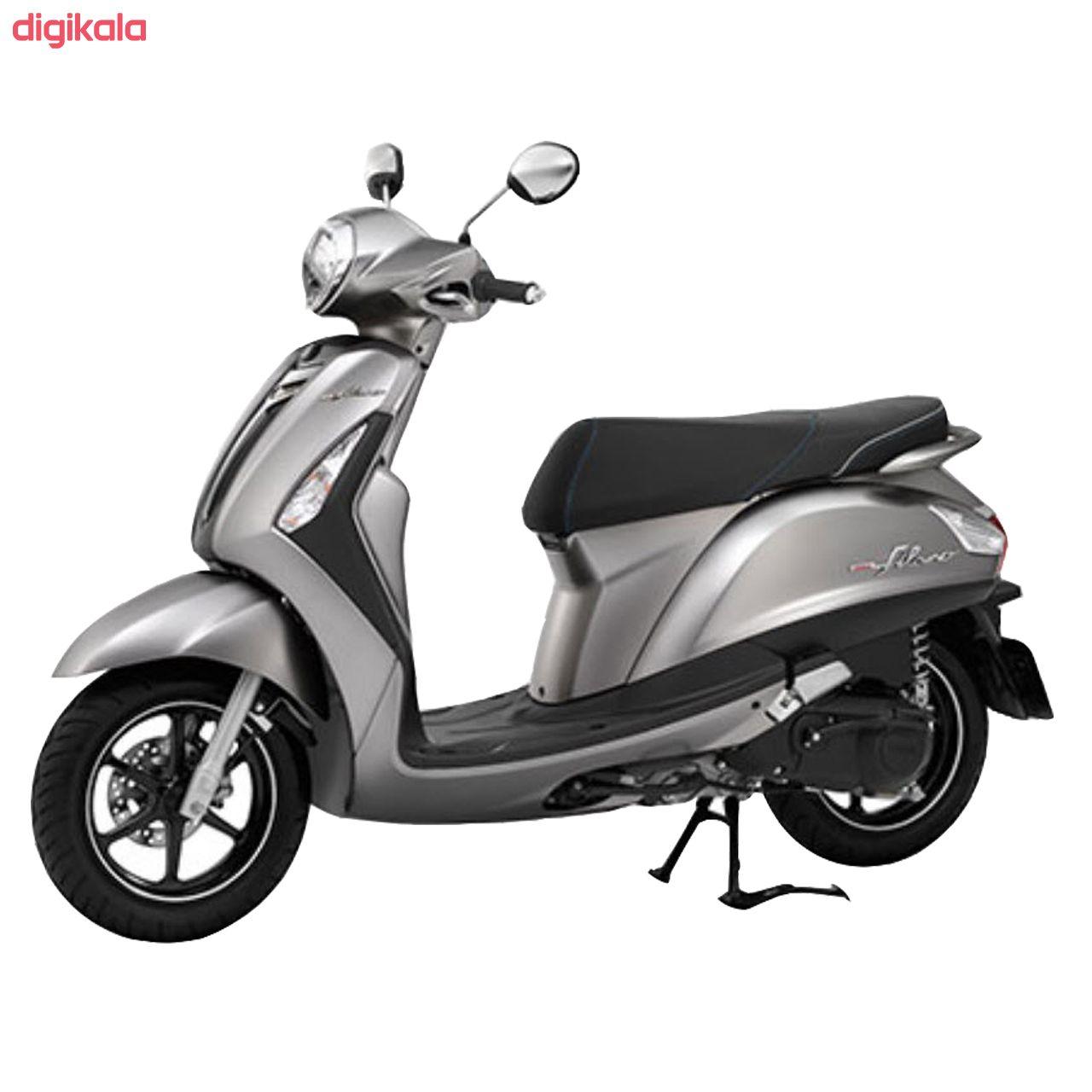 موتورسیکلت یاماها مدل GRAND FILANO استانداردحجم 125 سی سی سال 1399 main 1 3