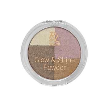 هایلایتر ریوال د یانگ مدل glow & shine powder شماره 01