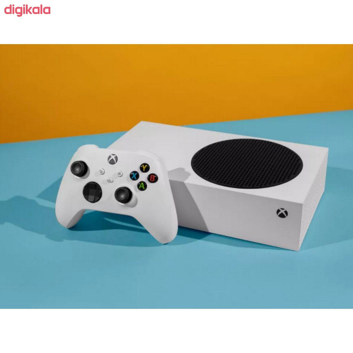 کنسول بازی مایکروسافت مدل XBOX SERIES S ظرفیت 512 گیگابایت main 1 15