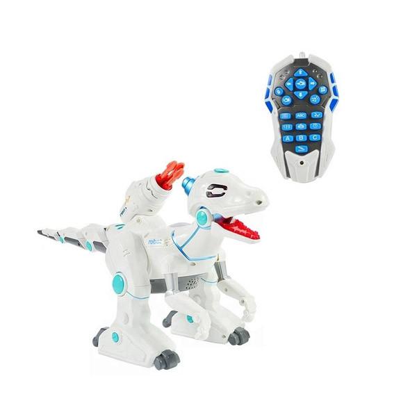 اسباب بازی کنترلی طرح ربات دایناسور مدل 009