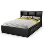 تخت خواب دونفره مدل 3030 سایز 160×200 سانتی متر  thumb