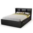 تخت خواب دونفره مدل 3030 سایز 160×200 سانتی متر  thumb 1
