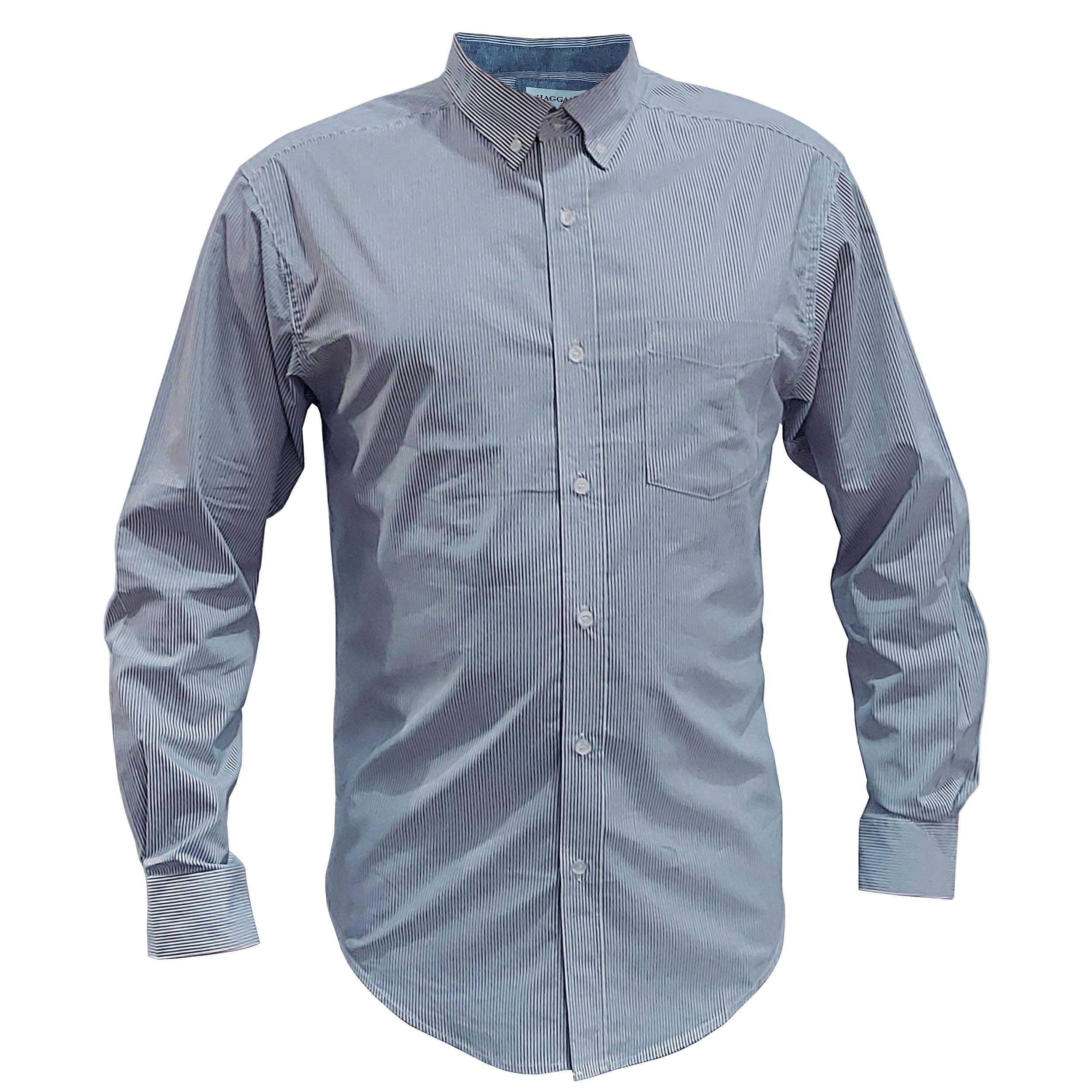 پیراهن مردانه هاگر مدل p 345