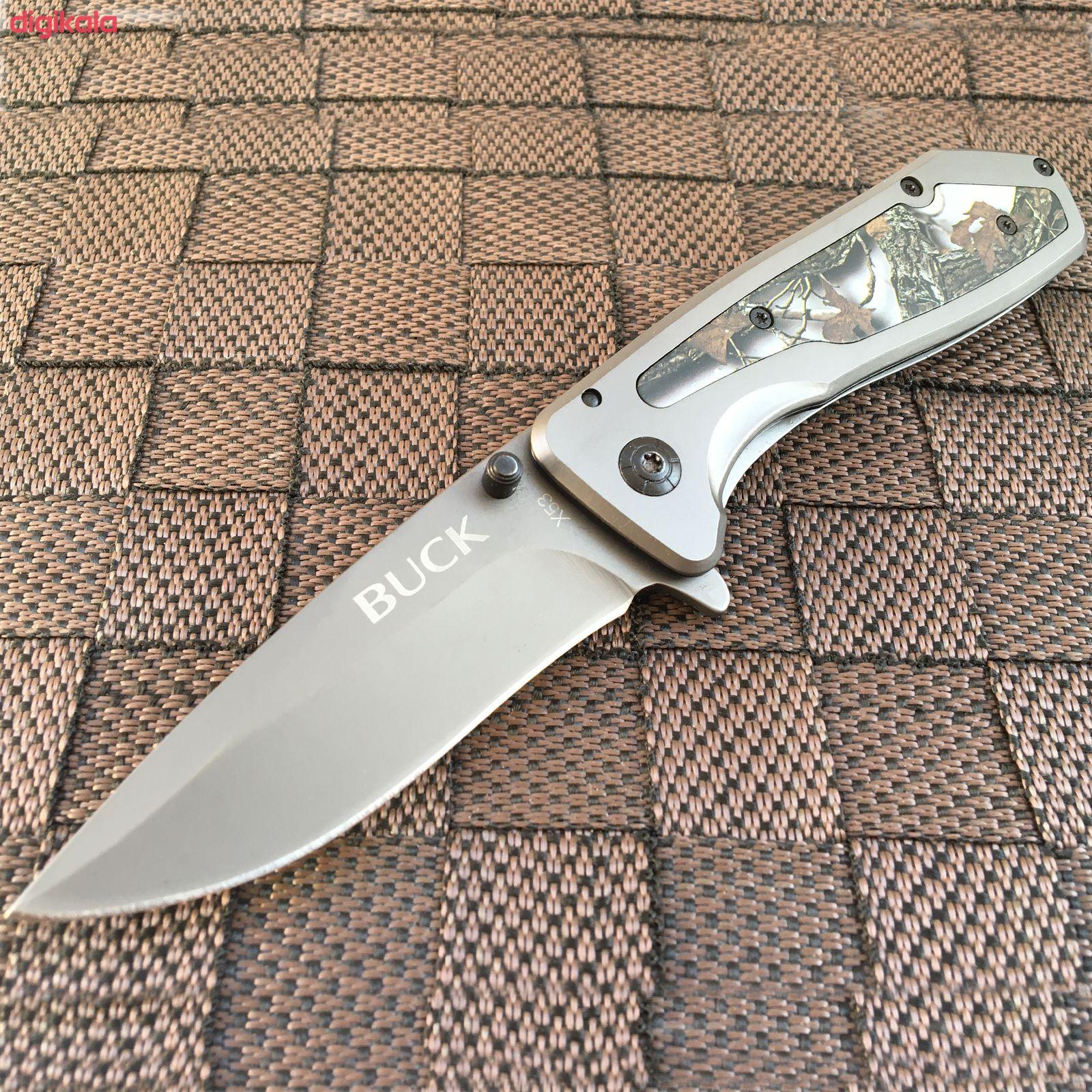 چاقوی سفری مدل X53 main 1 1