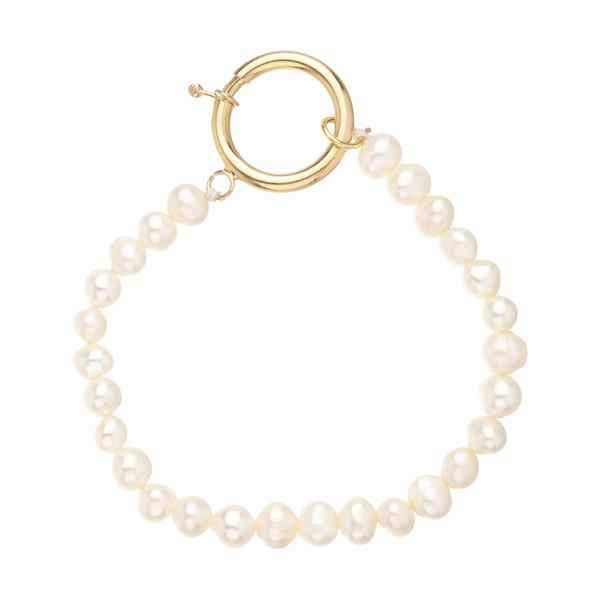 دستبند طلا 18 عیار زنانه میو گلد مدل GD1122
