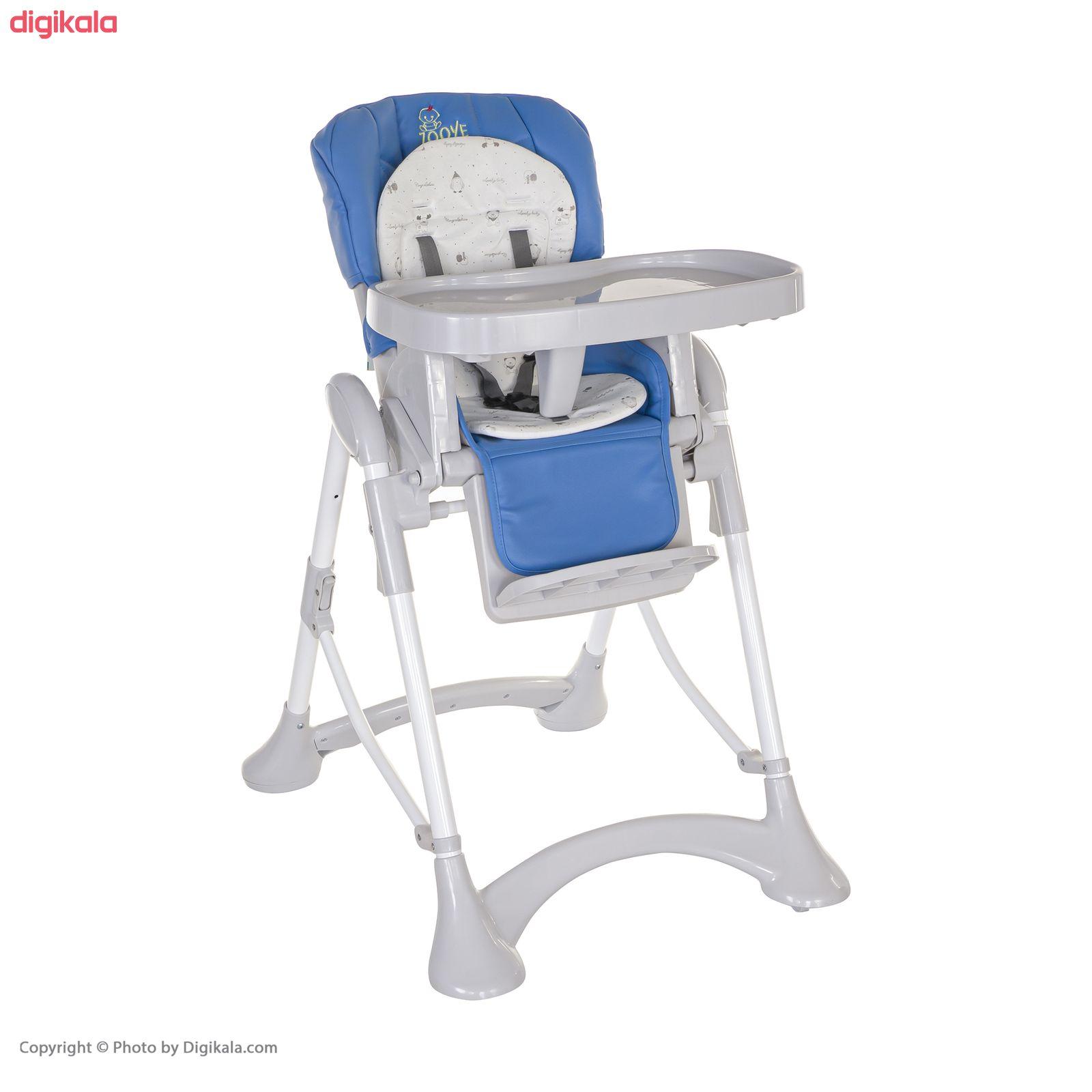 صندلی غذاخوری کودک زویی مدل Z110-2 main 1 13