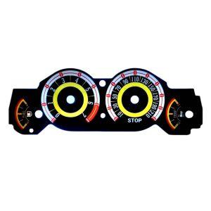 صفحه کیلومتر خودرو مدل ۵۰۰۰ مناسب برای پژو 206