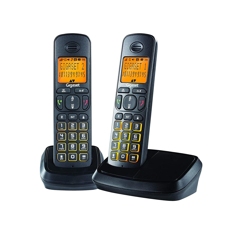 تلفن بی سیم گیگاست مدل A500 Duo