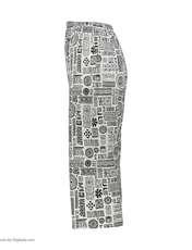 ست تاپ و شلوارک زنانه کد 0225 رنگ مشکی -  - 4