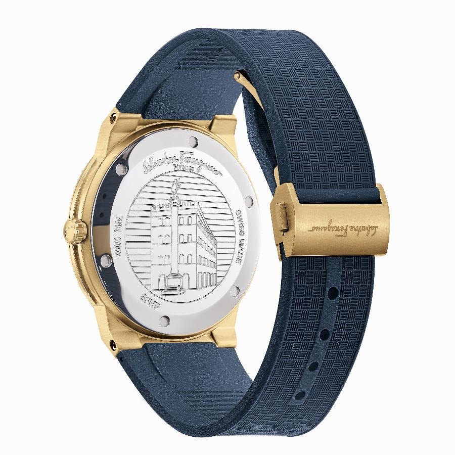 ساعت مچی عقربهای مردانه سالواتوره فراگامو مدل SFHP002 20