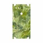 برچسب پوششی ماهوت مدل Green Crystal Marble-FullSkin مناسب برای گوشی موبایل شیائومی Mi 8 Lite