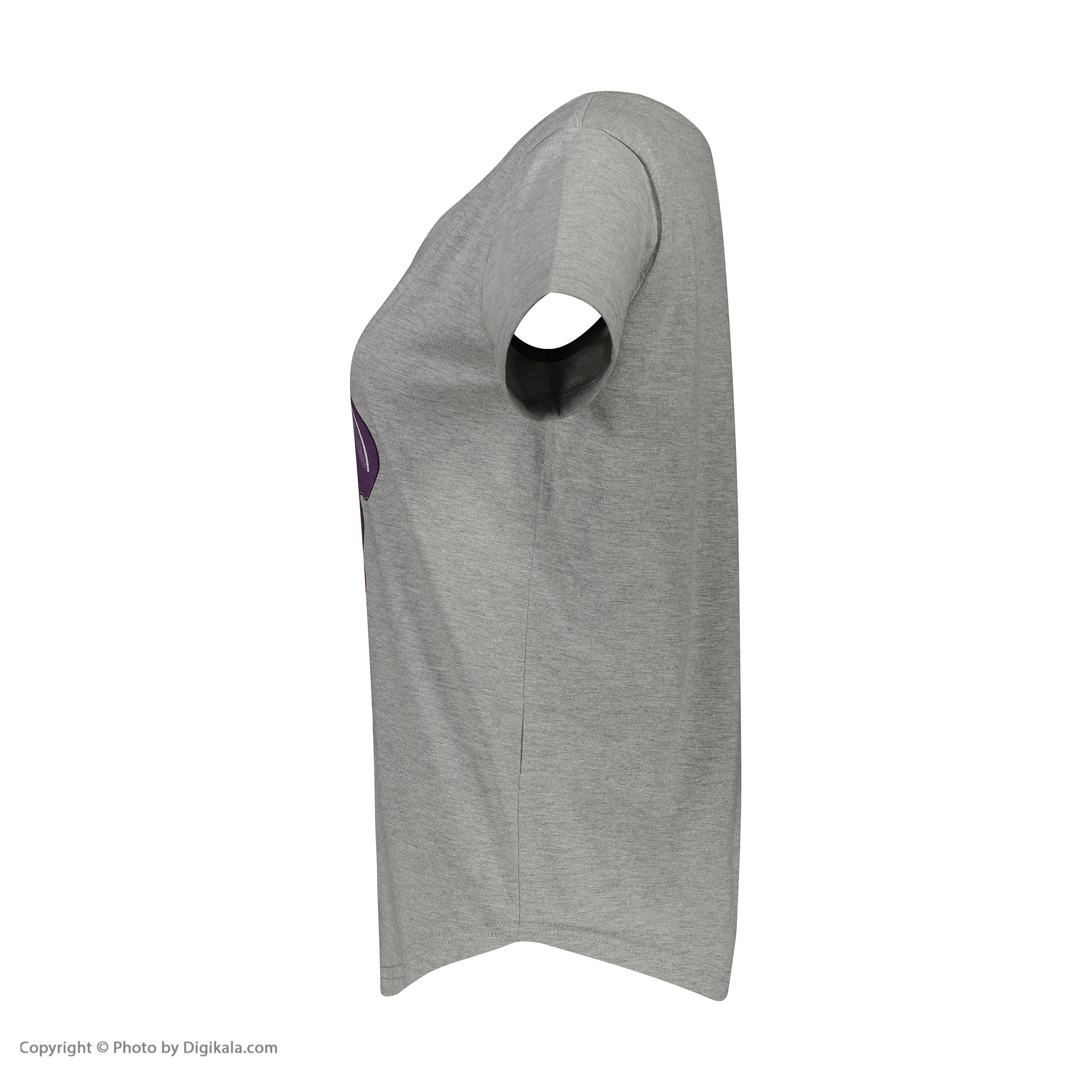 تی شرت زنانه مون مدل 163120493
