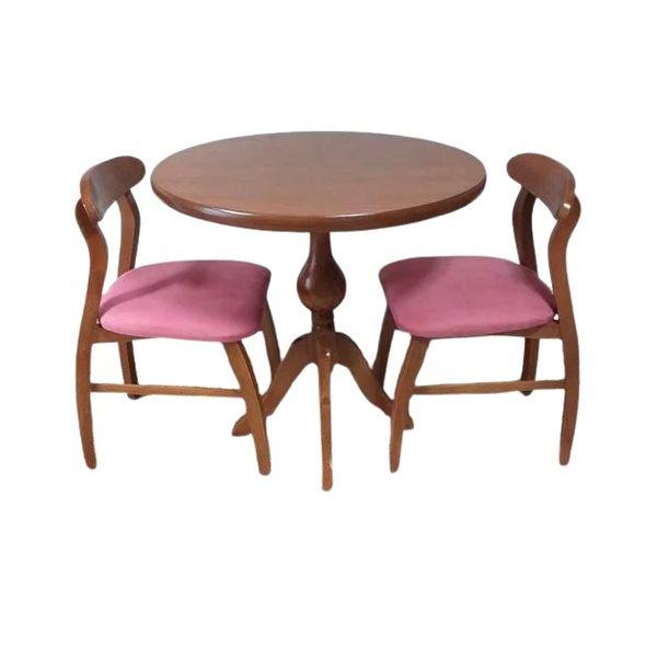 میز و صندلی ناهارخوری 2 نفره مدل Ro2-602