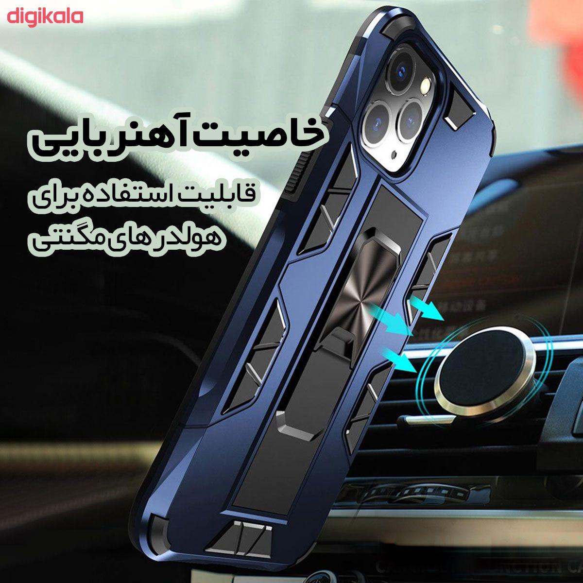 کاور لوکسار مدل Defence90s مناسب برای گوشی موبایل اپل iPhone 11 Pro main 1 6