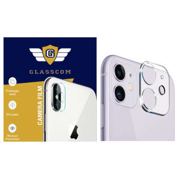 محافظ لنز دوربین  گلس کام مدل GC-L11 مناسب برای گوشی موبایل اپل iPhone 11