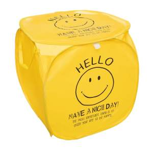 سبد رخت چرک مدل smile کد m 659