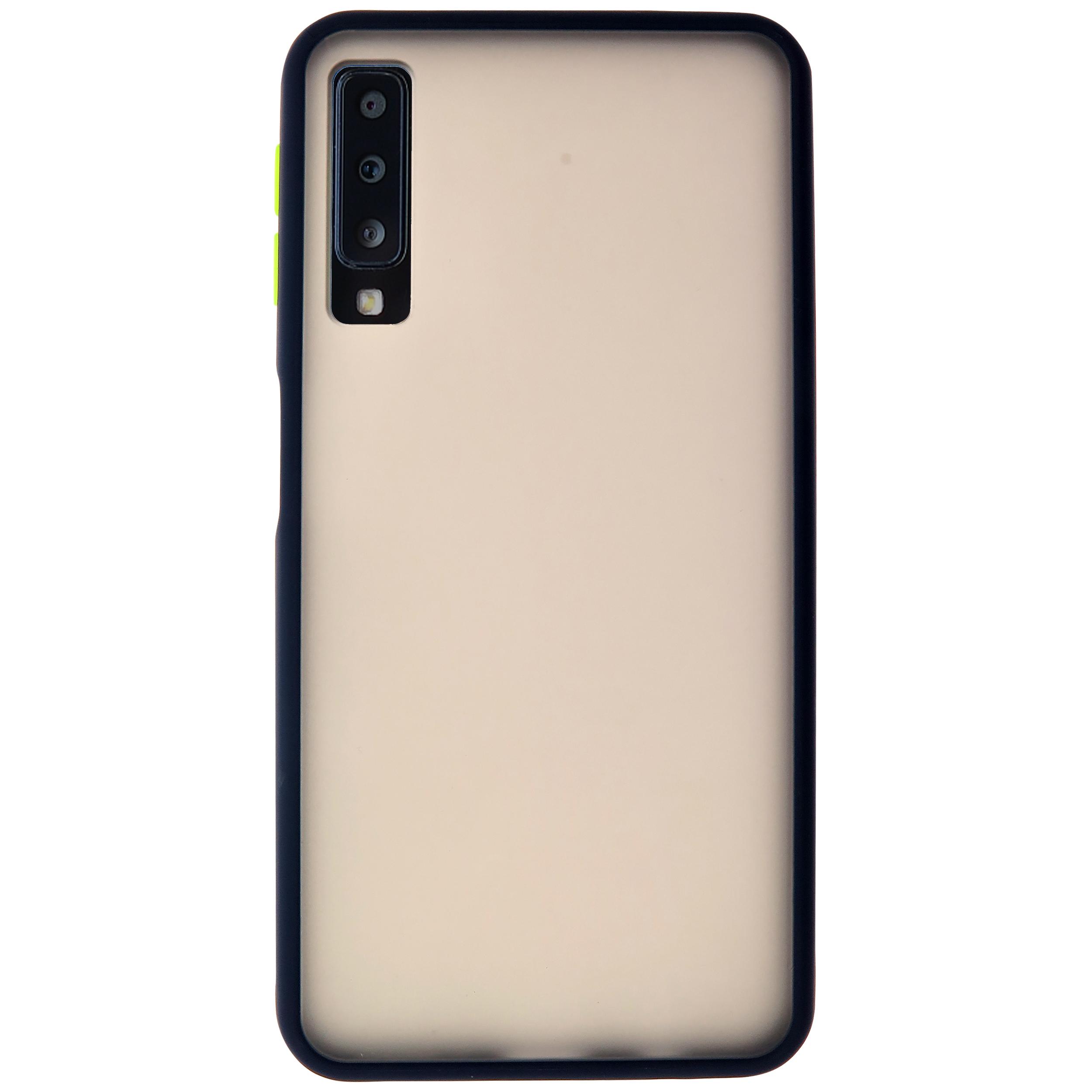 کاور مدل arka10 مناسب برای گوشی موبایل سامسونگ Galaxy A7 2018