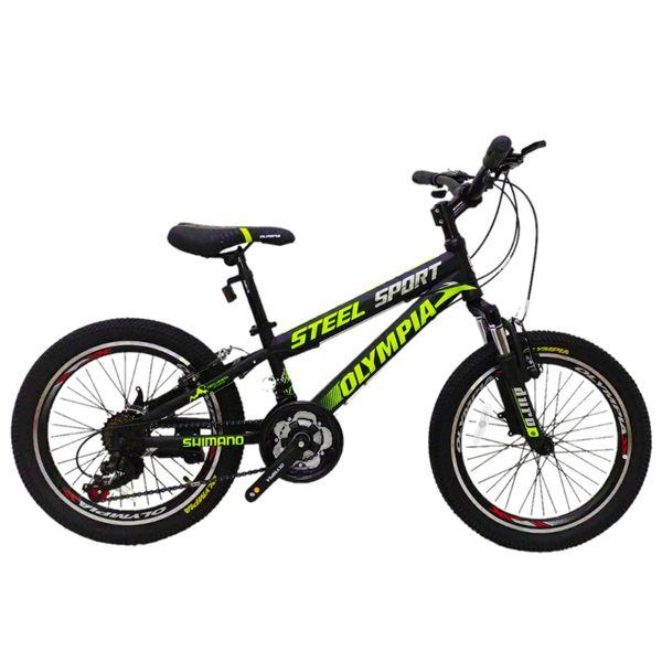 دوچرخه کوهستان المپیا مدل STEEL SPORT سایز 20