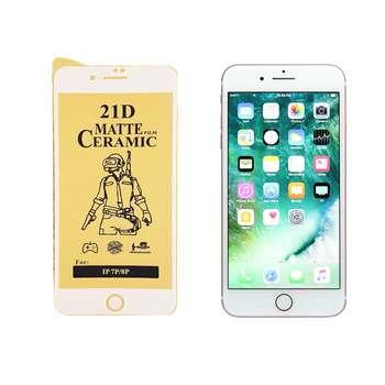 محافظ صفحه نمایش سرامیکی مدل FLCRM01pr مناسب برای گوشی موبایل اپل iPhone 7 Plus