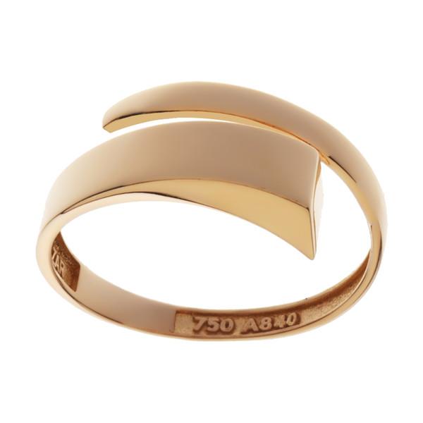 انگشتر طلا 18 عیار زنانه مایا ماهک مدل MR0597