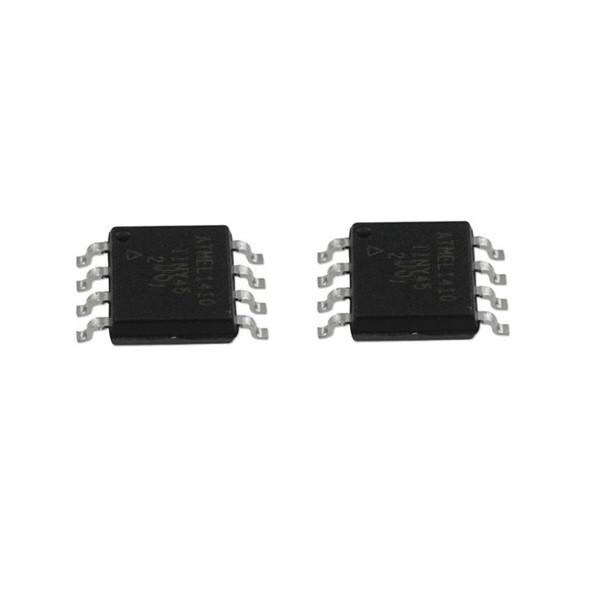 آی سی میکرو کنترلر اتمل مدل attiny45-20su بسته دو عددی