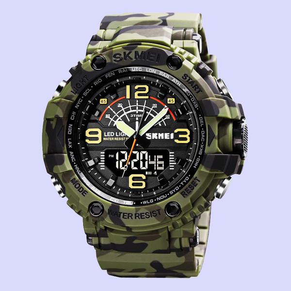 ساعت مچی عقربهای مردانه اسکمی مدل 1617 CMGN