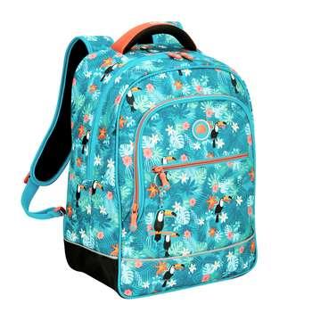 کوله پشتی دلسی مدل BACK TO SCHOOL کد 3393620