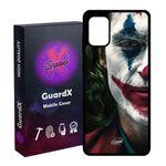 کاور گارد ایکس طرح Joker مدل Glass10165 مناسب برای گوشی موبایل سامسونگ Galaxy A31