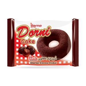 کیک درنی کاکائو درنا - 50 گرم