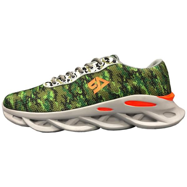 کفش پیاده روی مردانه کفش سعیدی مدل sa 062