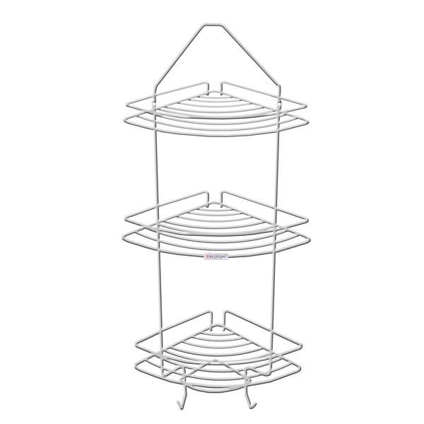 قفسه حمام پلوتون مدل Triangular