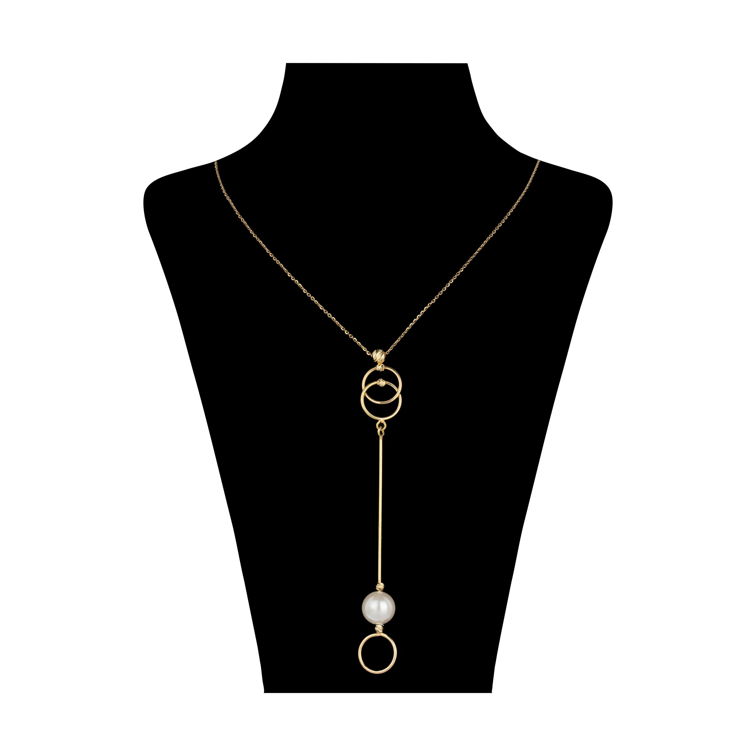 گردنبند طلا 18 عیار زنانه سیودو مدل 147025 -  - 2