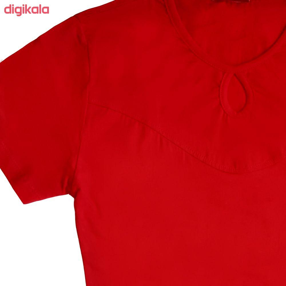 تی شرت زنانه کد 1025D main 1 2