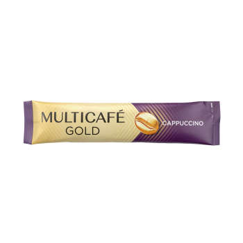 ساشه کاپوچینو گلد مولتی کافه - 22 گرم