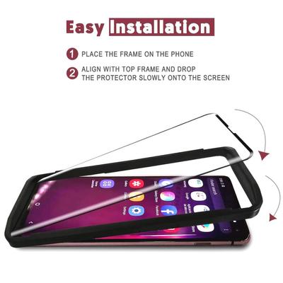 بامپر نصب گلس مدل BP-MIL02 مناسبب رای گوشی موبایل Galaxy S10