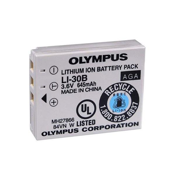 باطری لیتیومی الیمپوس مدل LI-30B